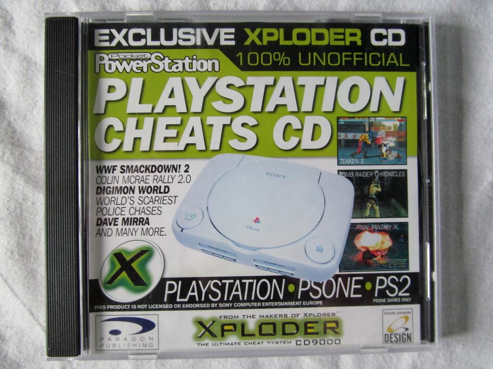 Pocket PowerStation PlayStation Cheats CD - 2001   Kaejaris   Flickr