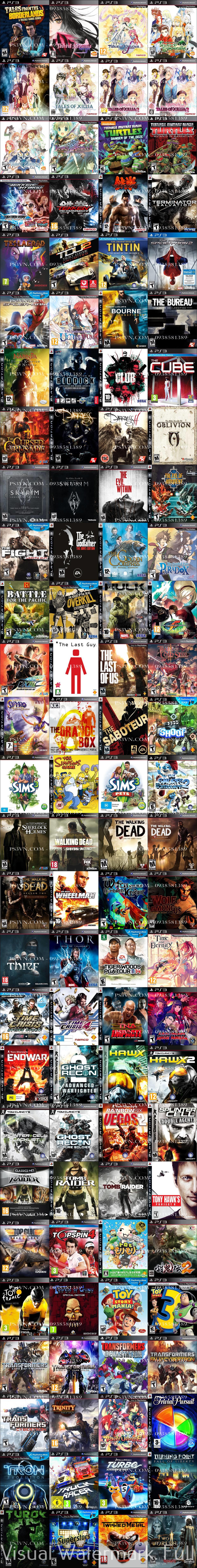 Chép Game PS3 tại nhà giá rẻ nhất TPHCM - PS3VN.COM - 40