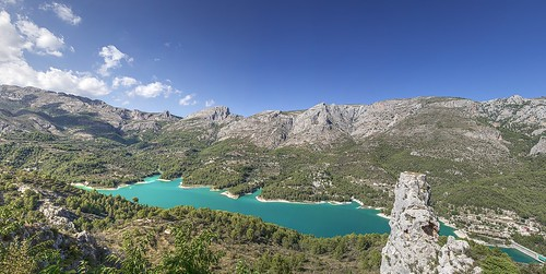 Guadalest Mountains | by Mark Lattimer-Hedley