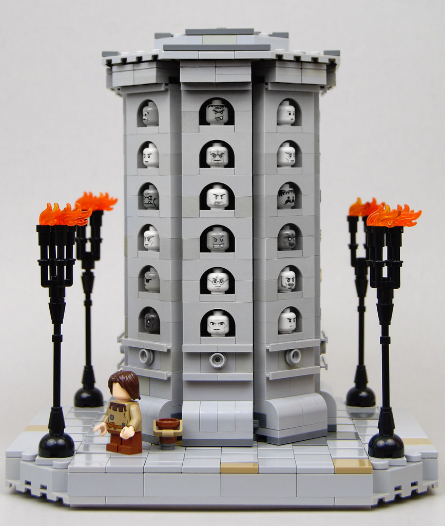 Lego Got No One Ive Been Working On A Series Of Game