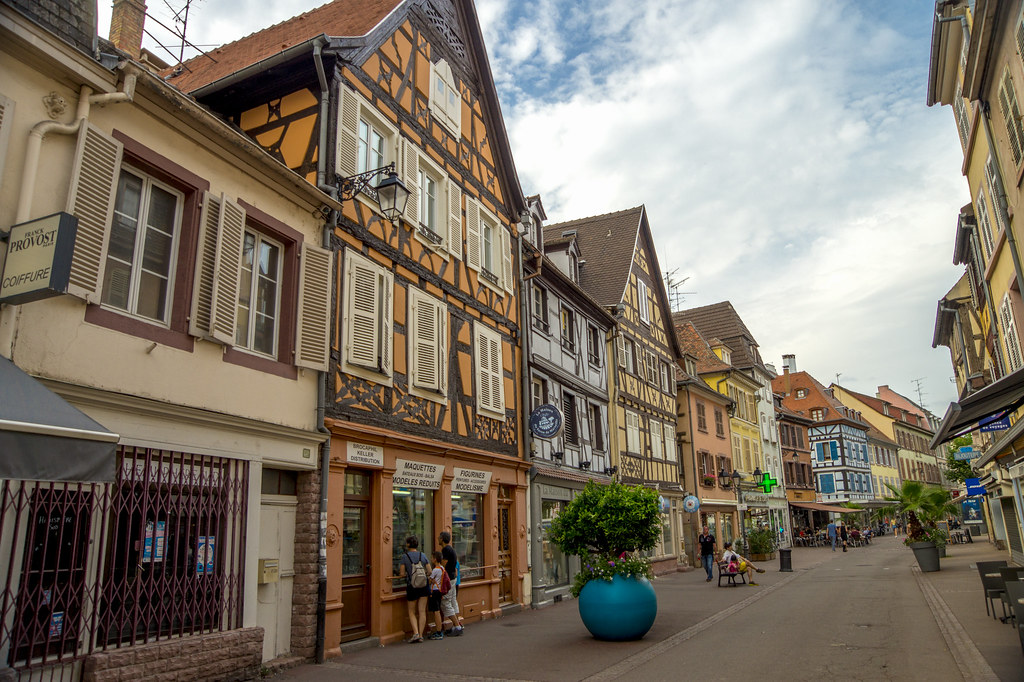 Rue vauban colmar office de tourisme de colmar photo e flickr - Office de tourisme de colmar ...