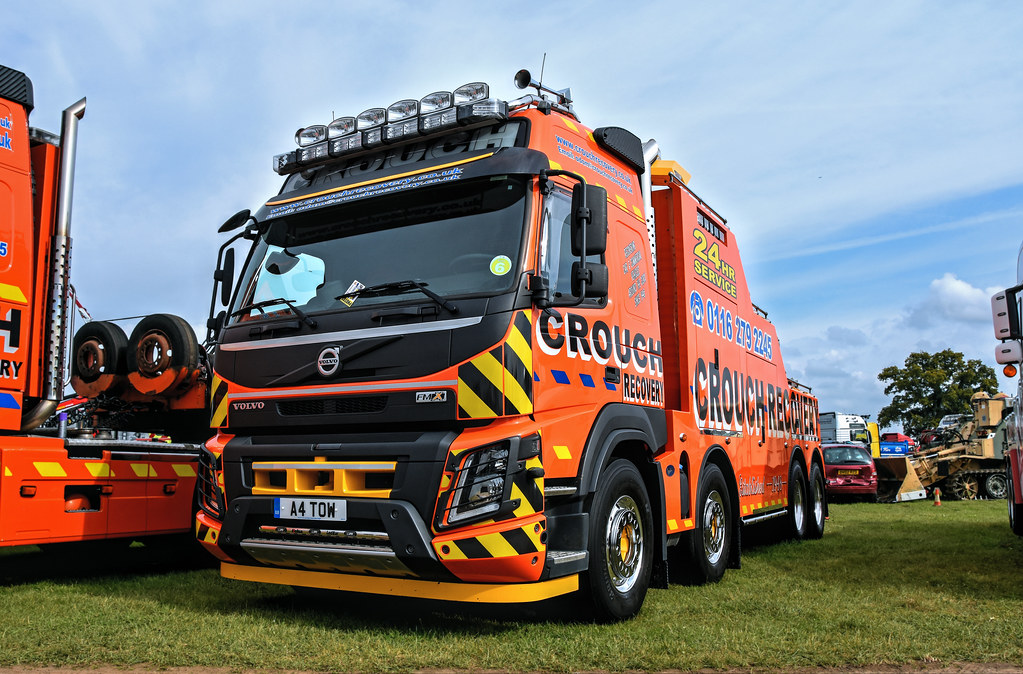 A4TOW Volvo FMX Wrecker Crouch Recovery | dave | Flickr