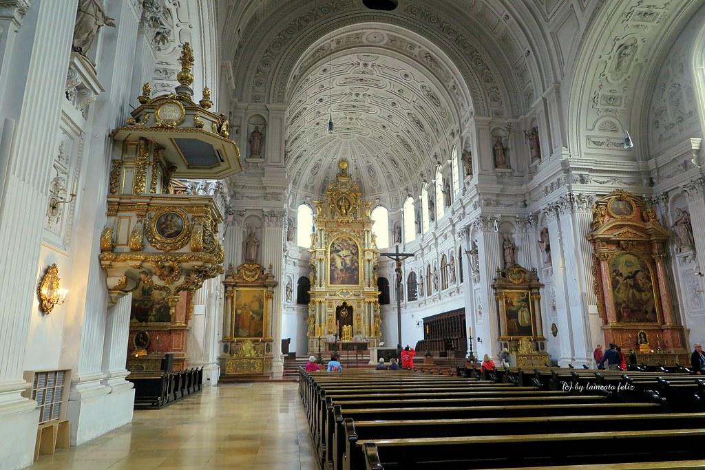 Iglesia de San Miguel (Michaelskirche)Múnich. | La iglesia d… | Flickr