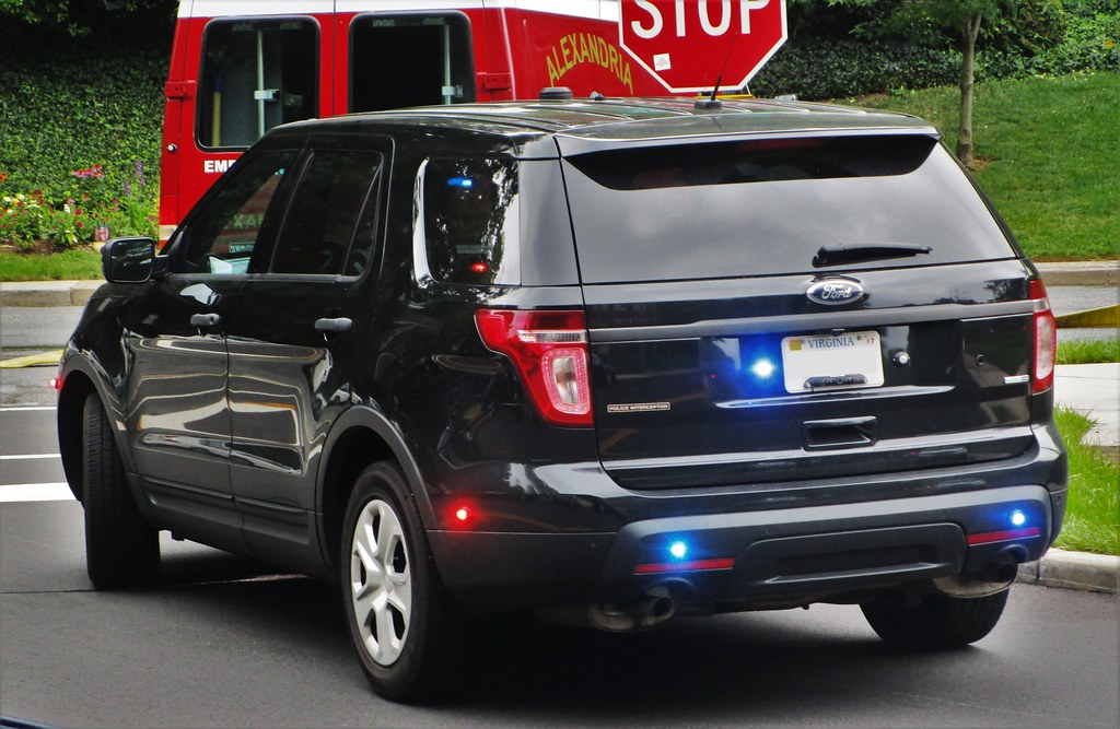 ... NorthernVirginiaPoliceCars Alexandria Fire Department Fire Marshalu0027s  Office Unmarked Ford Police Interceptor Utility | By  NorthernVirginiaPoliceCars