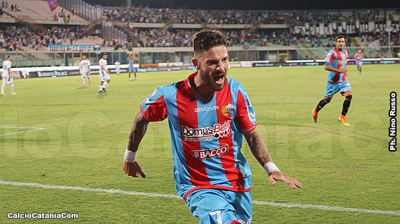 Andrea Russotto, ex calciatore rossazzurro