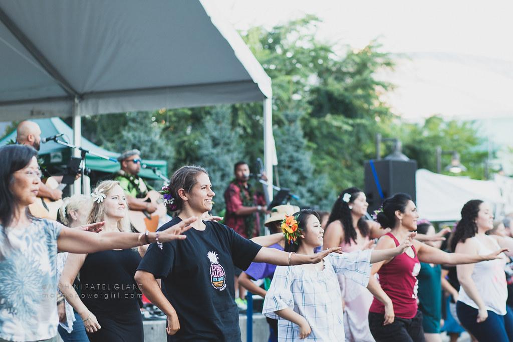 hula to kuana torres kahele at 2017 live aloha hawaiian cultural festival seattle