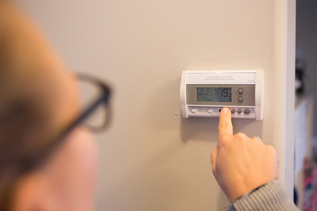 BC Hydro Power Smart Thermostat