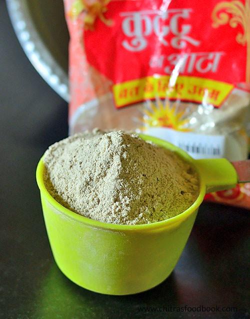 Kuttu ki atta/buckwheat flour