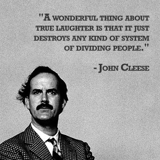 Celebrity Quotes : - John Cleese ♥... | by quotesdaily.net