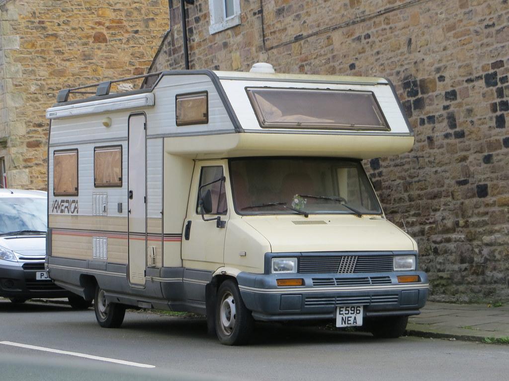 1987 fiat ducato camper by goldscotland71