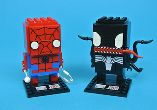 Review: 41497 Spider-Man & Venom