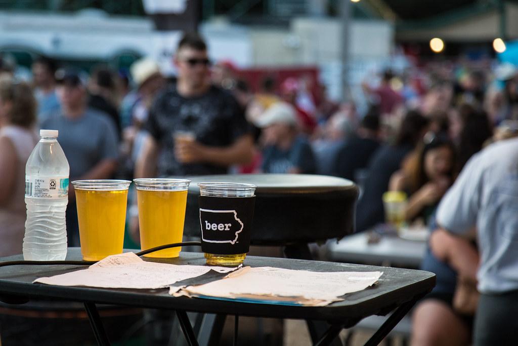 ... Iowa Beer | by Phil Roeder & Iowa Beer | Inside the Iowa Craft Beer Tent at the Iowa Statu2026 | Flickr
