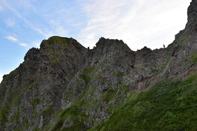 八ヶ岳 赤岳~横岳~硫黄岳 テント泊登山