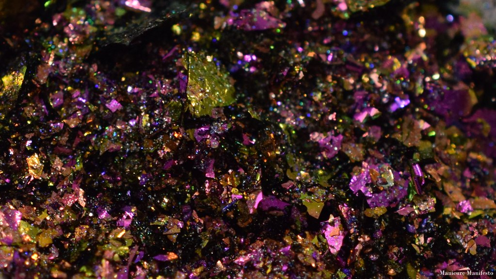 Born Pretty Store multichrome flakes