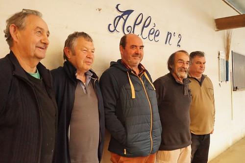 09/09/2017 - Plougasnou : Concours de boules plombées en doublette formée