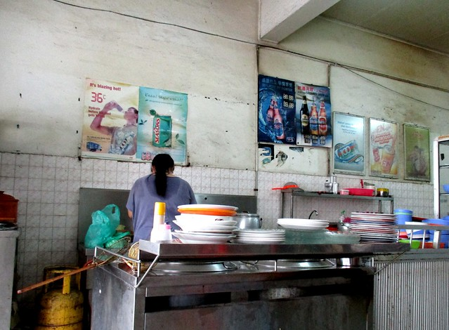 Tung Ming Cafe kampua stall
