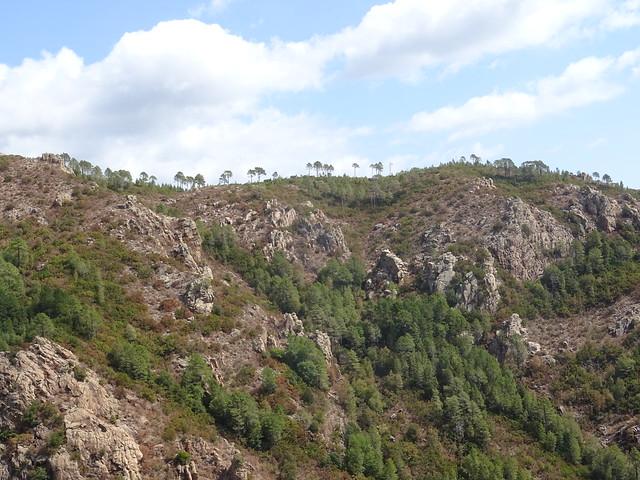 Pinetu Pianu depuis la grotte