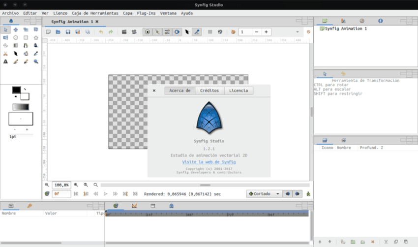 Synfig-Studio-about