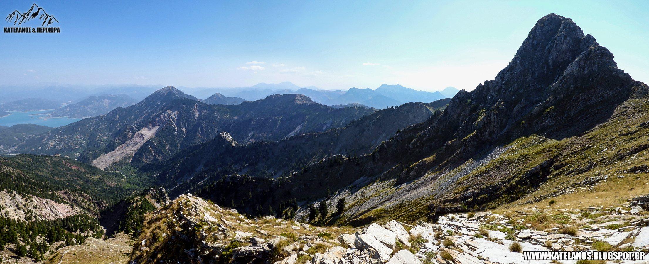 βουνα αιτωλοακαρνανιας αξιοθεατα
