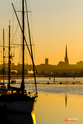 Sunrise Preston Docks | by Paul Melling Photography