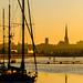 Sunrise Preston Docks