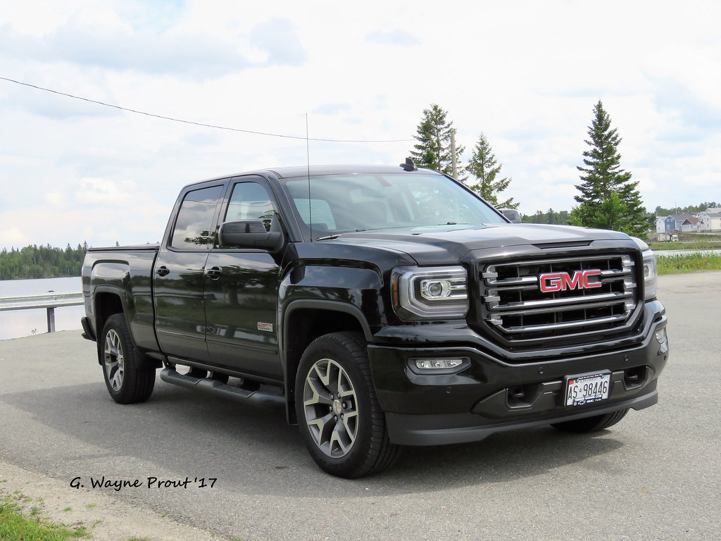 2017 Gmc Sierra 1500 Slt All Terrain Crew Pickup Photograp Flickr By Gerald Wayne Prout