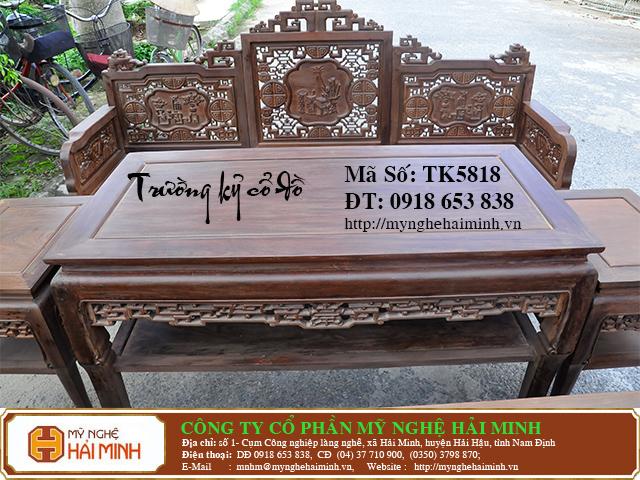 TK5818i  Bo Truong Ky co do  do go mynghehaiminh