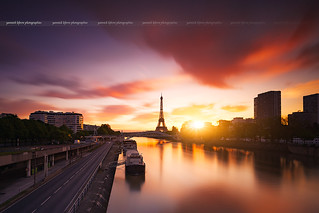 Sunrise to Grenelle at Paris ( France ) | by Yannick Lefevre