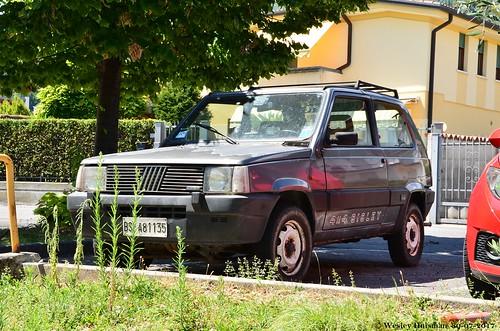 Fiat panda 4x4 sisley 10 10 1988 bs a81135 wesley for Panda 4x4 sisley off road