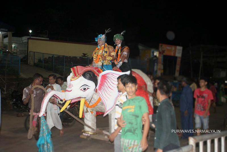 Indrahati Prastab Lila – Indra Utsav Purnima – Shri Krushna Lila Prastab