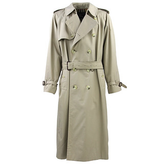 Vintage Burberry Trench 1980s