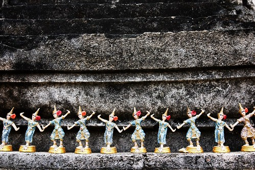Thai Dancers | by BaboMike