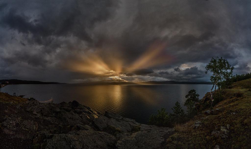фотограф Челябинск - Озеро Тургояк