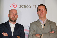 Marcos Dufau y Esteban Coppini, Aceco TI