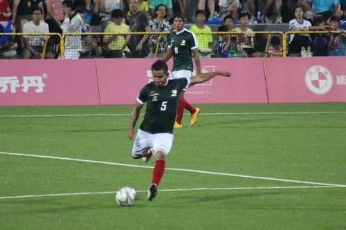 México califica en futbol varonil