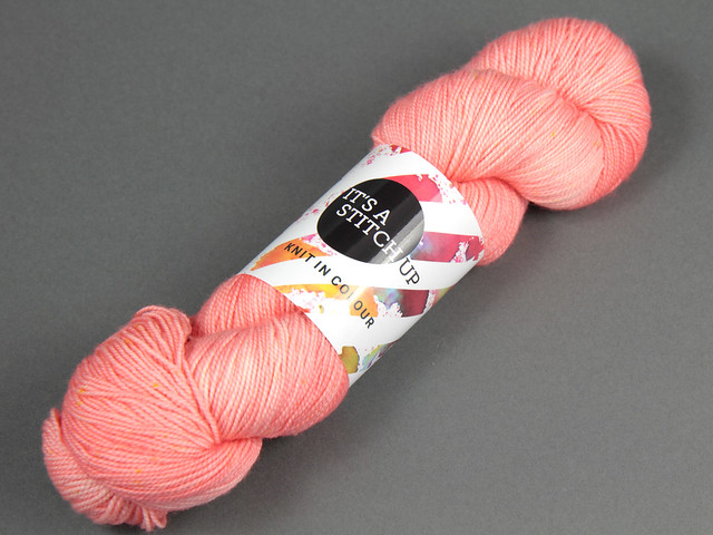 Favourite Sock – hand-dyed superwash merino 4 ply yarn 'Candy'