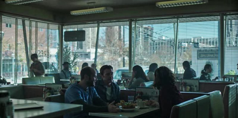 Diner second season