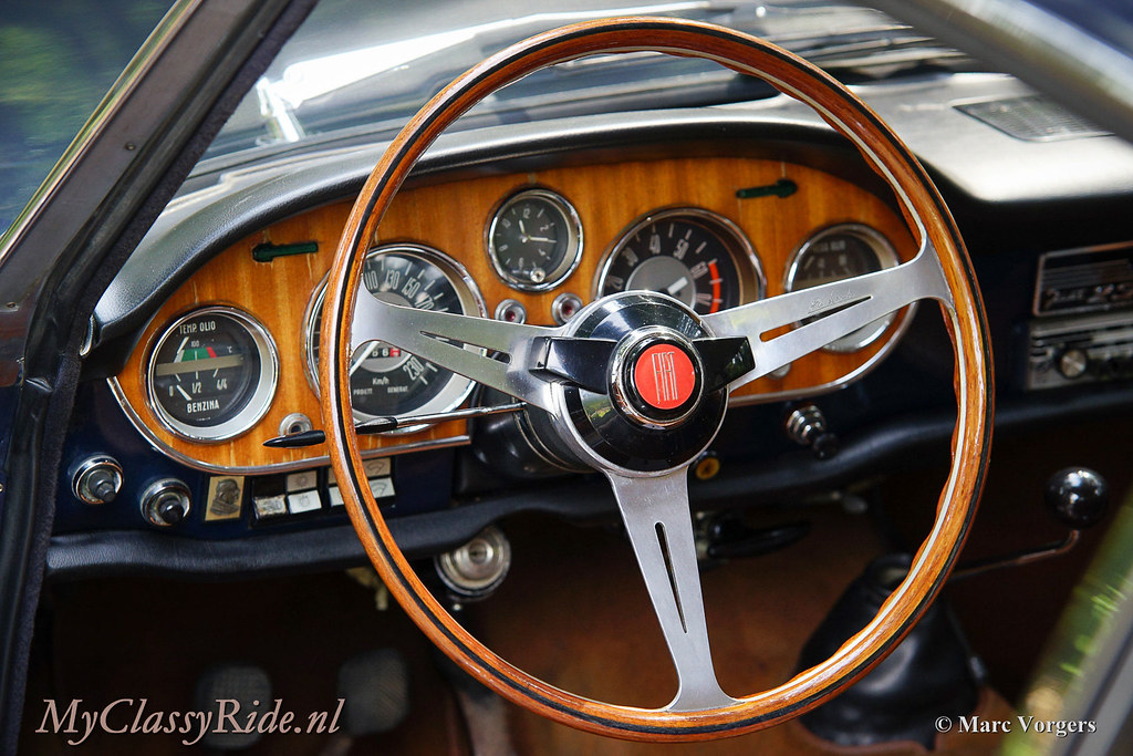 fiat 2300s coupe 06 1966 fiat 2300 s coupe dashboard. Black Bedroom Furniture Sets. Home Design Ideas