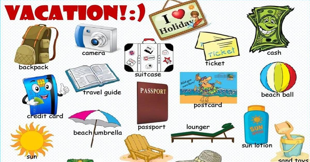 English Vocabulary 5