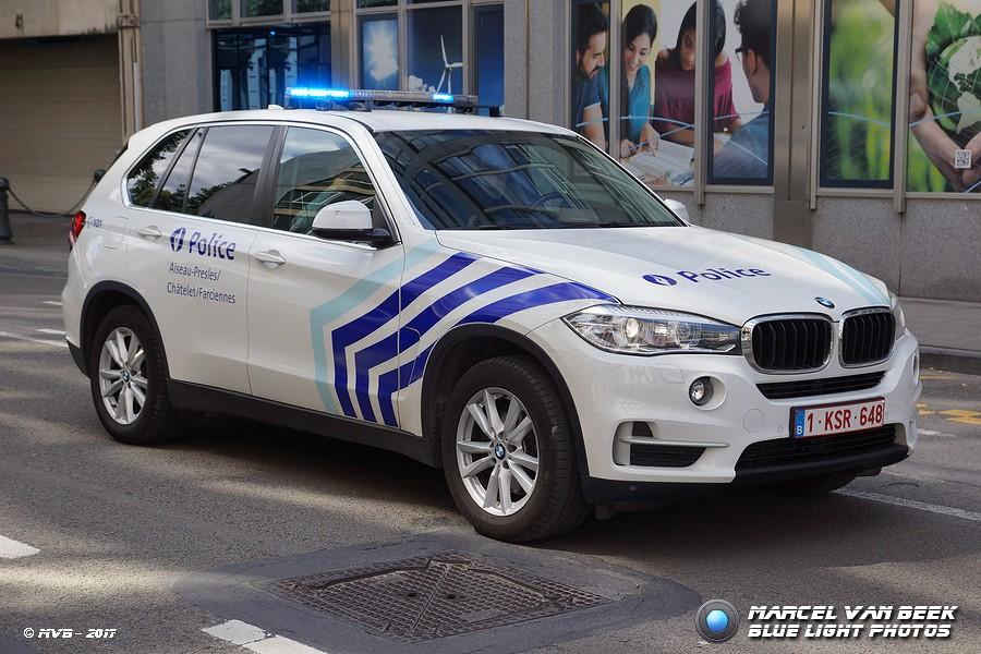 Belgium Police Bmw X5 1 Ksr 684 Bmw X5 Patrol Unit