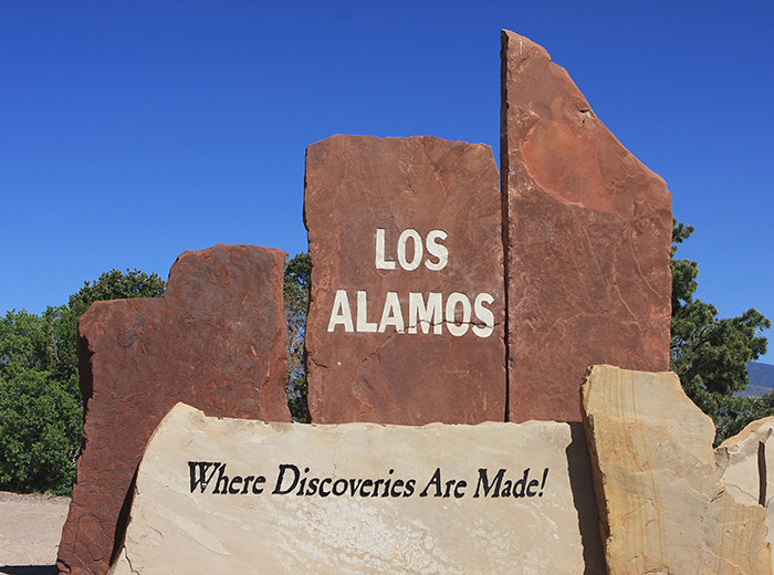 Welcome to Los Alamos!