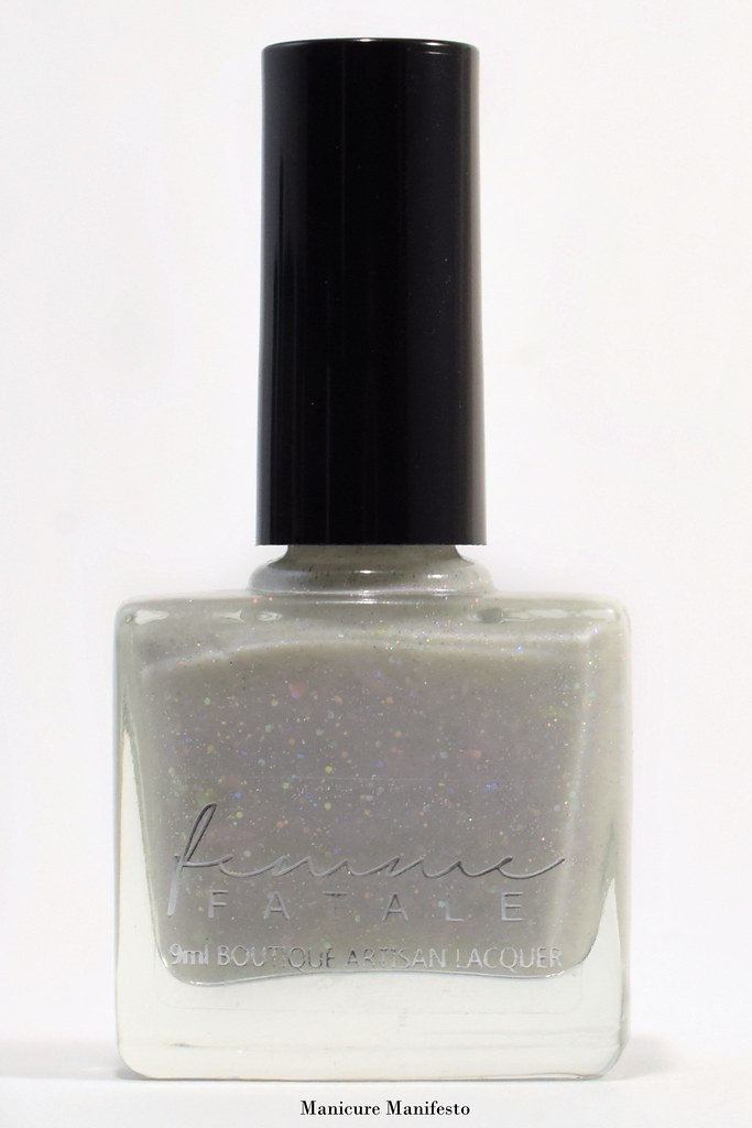 Femme Fatale Cosmetics The White Flame