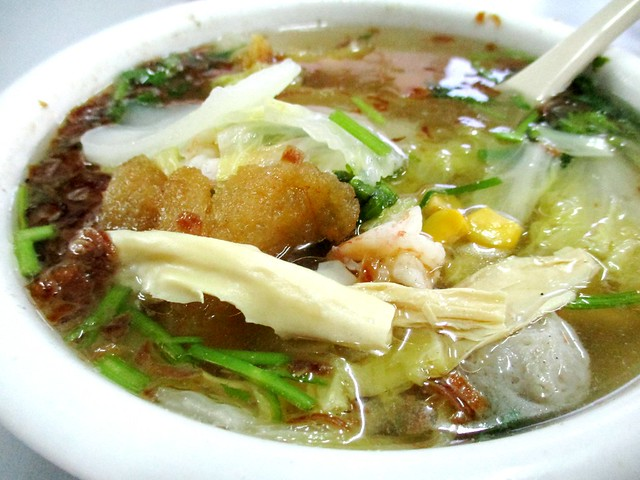 A-Plus fish maw clear soup