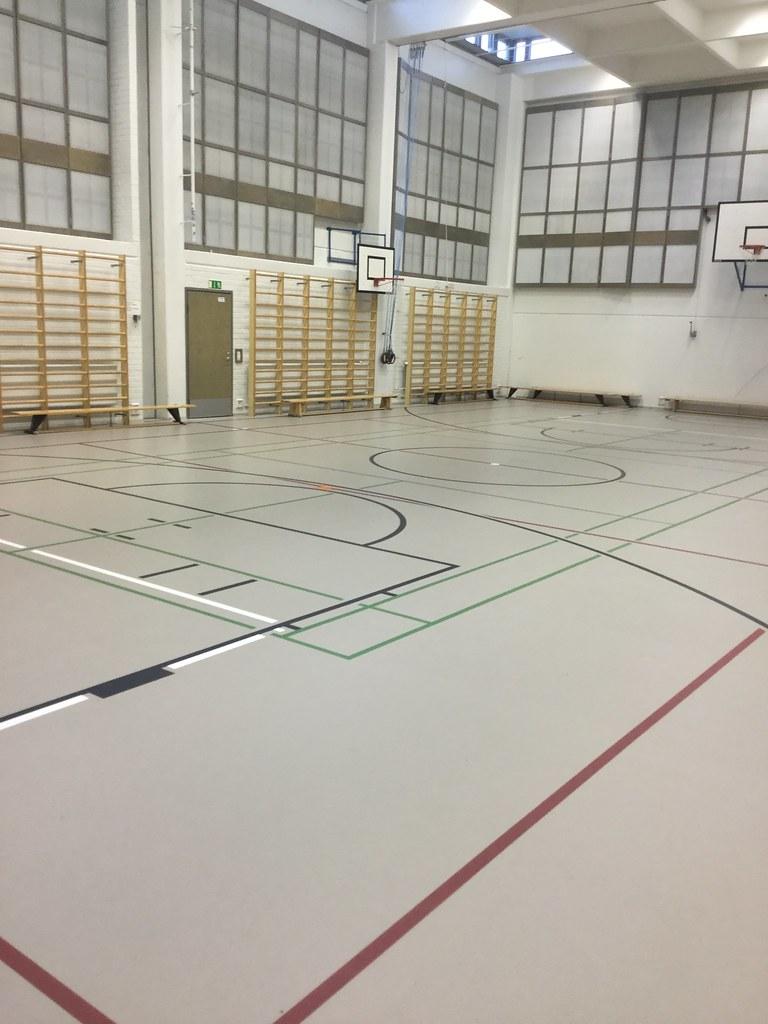 Kuva toimipisteestä: Kuitinmäen peruskoulu / Liikuntasali (ent. Tähtiniitty)