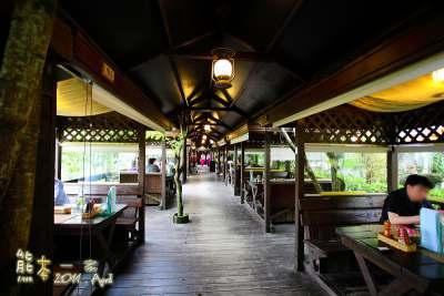 周休假日好去處。新北三峽北大*景觀餐廳*哪裡有!