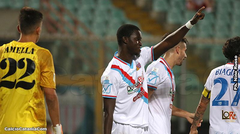 Zé Turbo, tre gol in partitella