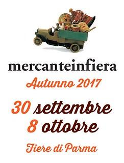 Mercanteinfiera Autunno 2017 Parma