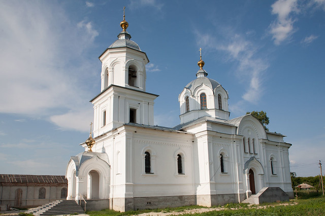 Свято Николо-Феодосиевский скит