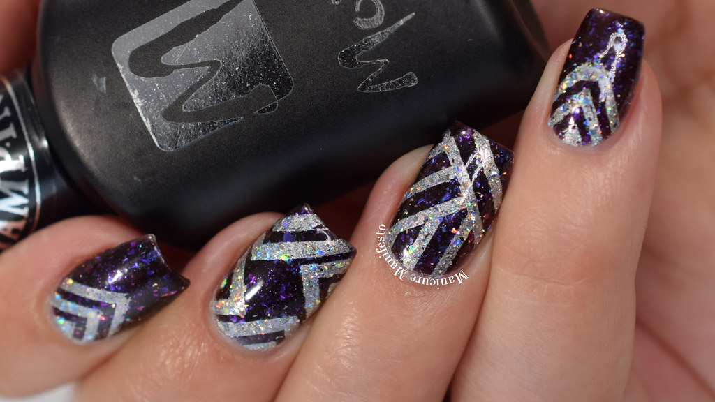 Born Pretty Store Galaxy Holo Flakes