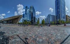 Rotterdam, Centraal station